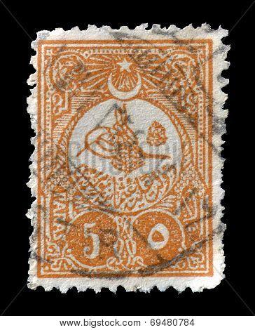 Turkey 1905