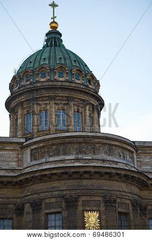 Kazanskiy Cathedral