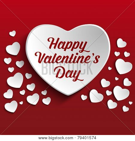 Valentine Day I Love You Heart