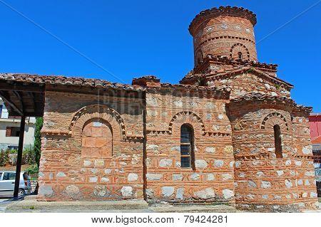 Panagia Koumbelidiki Church, Kastoria, Greece