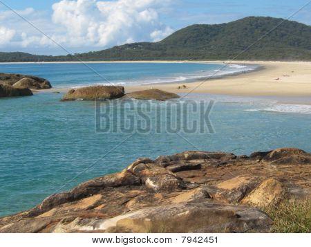 Main Beach, Trial Bay.