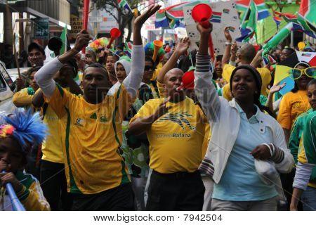 Cape Town Fans