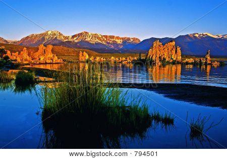 Sierra Nevada, Sunrise