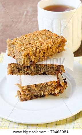 Apple Flapjacks