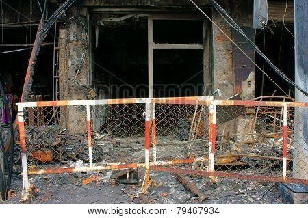 Horror Fire, Residence Ho Chi Minh City
