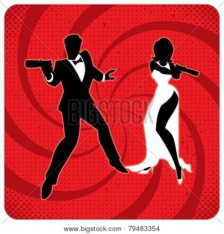 Spy Couple 2