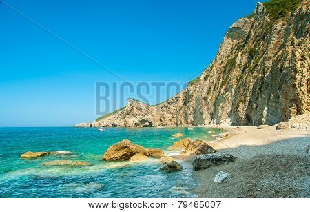 Острова рядом с корфу