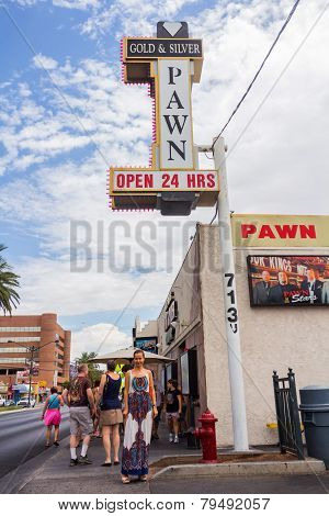 Famous Pawn Shop In Las Vegas
