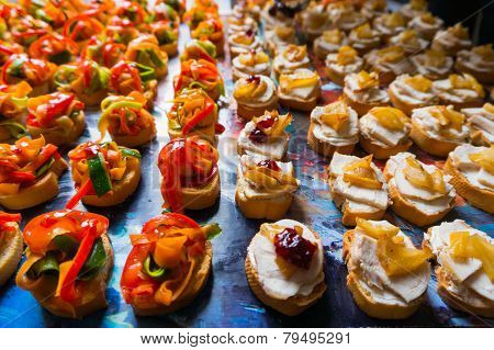 Catering Food Specialties