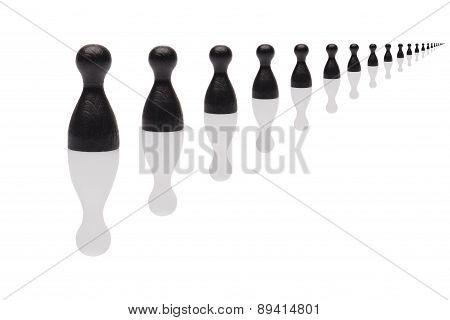 Concept: Business Line Team Inifinite Black