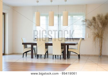 Luxury Dinning Room