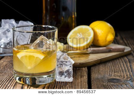 Cocktail (whiskey Sour)