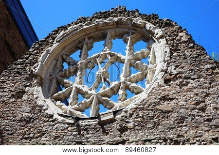Rose Window, Winchester Palace