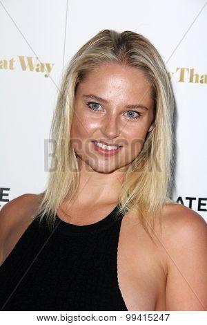 LOS ANGELES - AUG 19:  Genevieve Morton at the