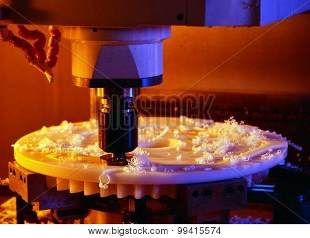 Milling Machine Industrial