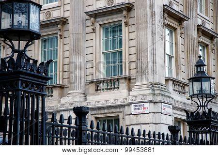 Downing Street, London