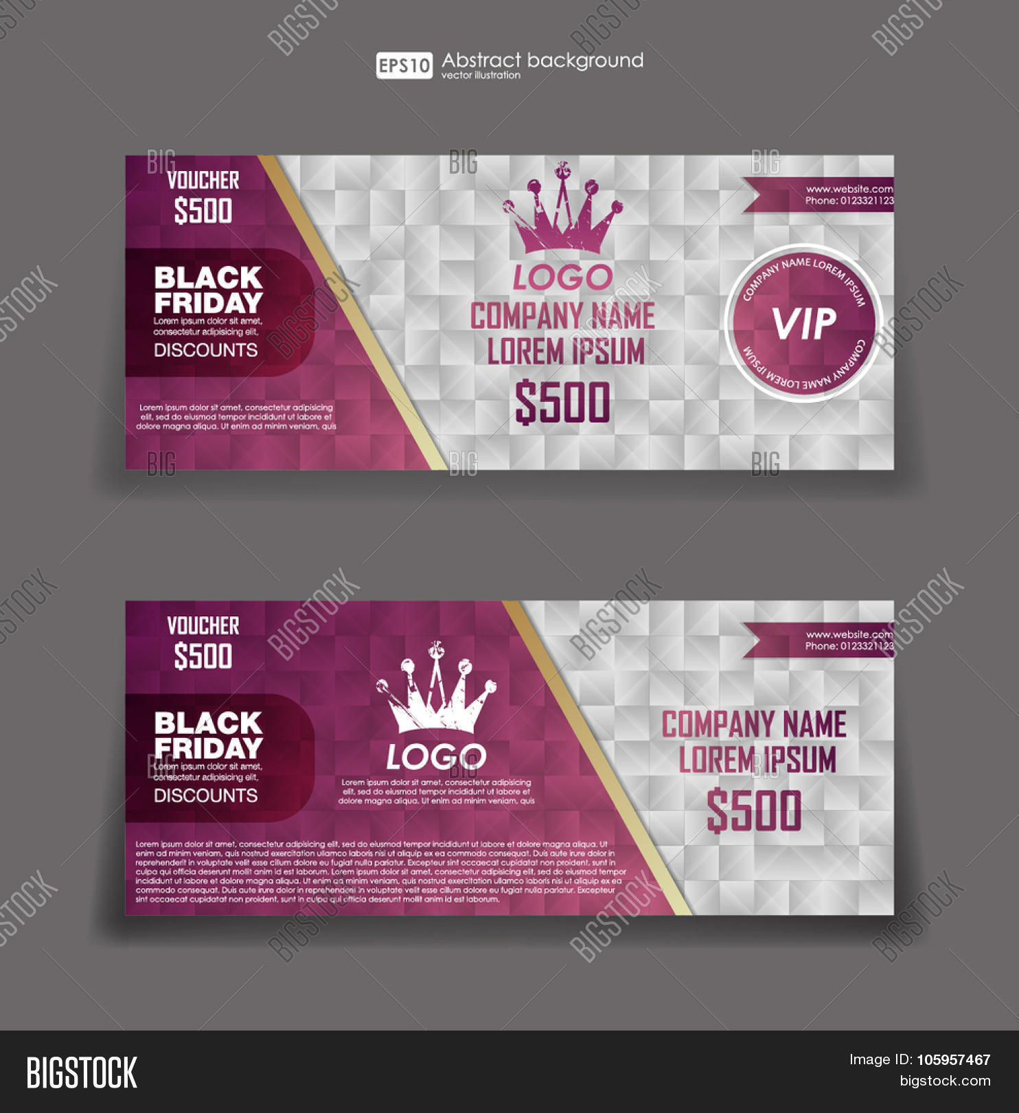 gift voucher template with premium patterncute gift voucher certificate coupon design template certificate - Cute Gift Certificate Template Free