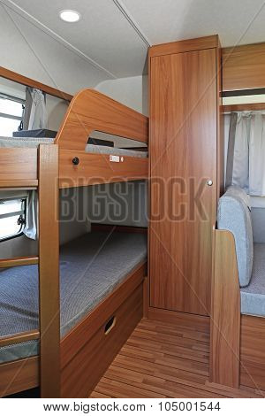 Bunk Beds Trailer