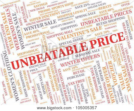 Unbeatable Price Means Breathtaking Toll And Remarkable