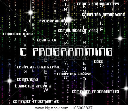 C Programming Shows Software Design And Application