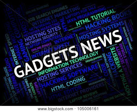 Gadgets News Shows Mod Con And Apparatus