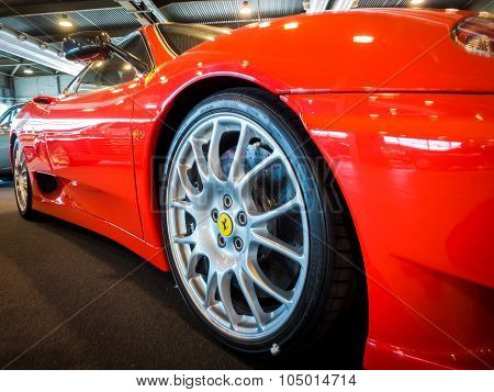 Exhibition Of Sports Cars