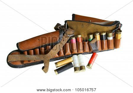 Vintage Sporting Cartridge Belt