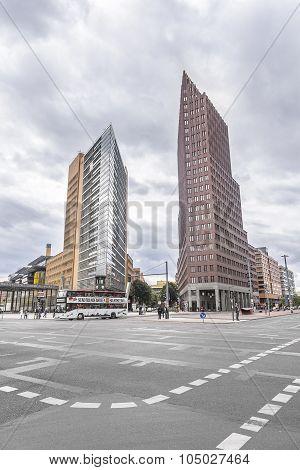 Potsdamer Platz.