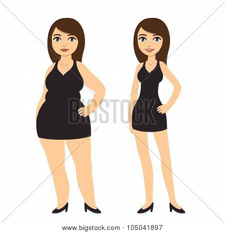 Weight Loss Girls
