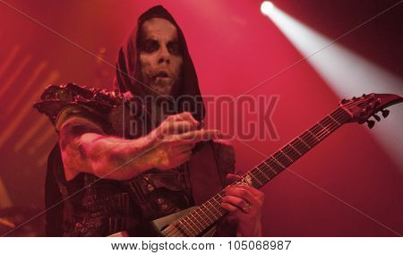 Behemoth live in Brisbane
