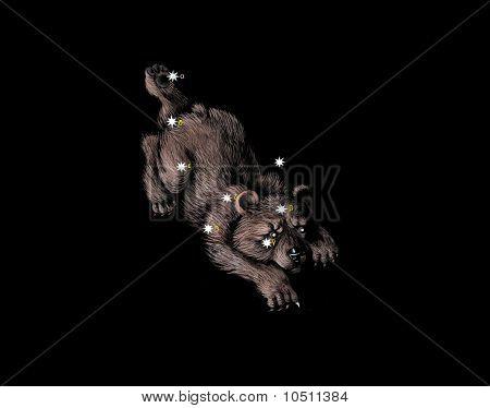 The Little Bear (Ursa Minor)