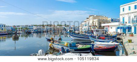 The Scenic Port