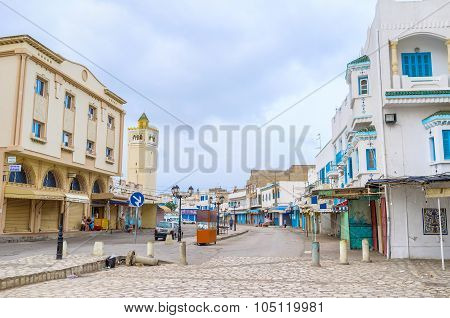 Bizerte Cityscape