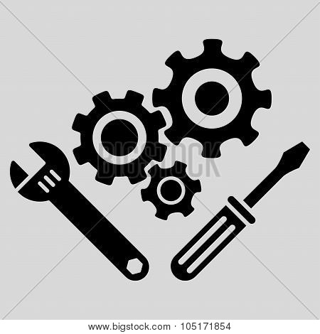 Mechanics Tools Icon