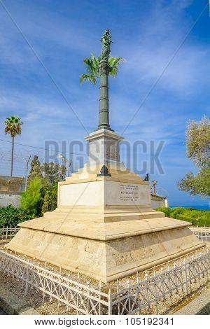 Mary Statue, Stella Maris, Haifa