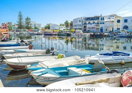 The Town Of Boats
