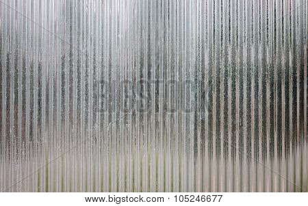 Metal Sheet Wave