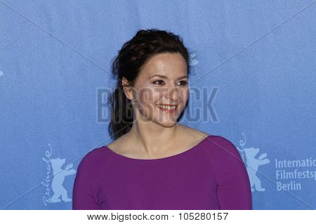 BERLIN - FEBRUARY 18:  Martina Gedeck attends the 'Jud Suess Film Ohne Gewissen'  Photocall during  of the 60th Berlin  Film Festival at the Grand Hyatt Hotel on February 18, 2010 in Berlin, Germany