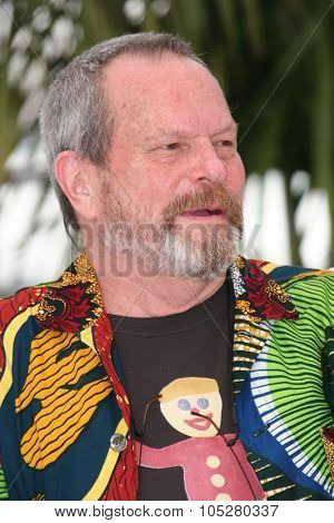 CANNES, FRANCE - MAY 22:  Terry Gilliam attends the 'The Imaginarium Of Doctor Parnassus' Photocall at the Grand Theatre Lumiere during the 62nd  Cannes Film Festival on May 22, 2009 in Cannes, France