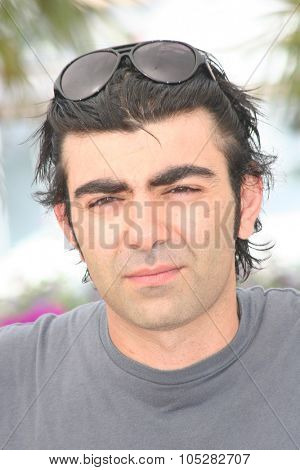 CANNES, FRANCE - MAY 23: Director Fatih Akin attends a photocall  the film 'Auf Der Anderen Seite' at the Palais des Festivals during the 60th  Cannes Film Festival on May 23, 2007 in Cannes, France