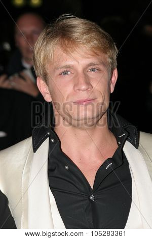 CANNES, FRANCE - MAY 17: Actor Jeremie Renier attends the screening of 'L'Enfant' at the Grand Theatre during the 58th International Cannes Film Festival May 17, 2005 in Cannes, France