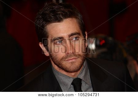 BERLIN, GERMANY - FEBRUARY 18: Jake Gyllenhaal attends the Closing Ceremony during of the 62nd Berlin  Film Festival at the Berlinale Palast on February 18, 2012 in Berlin, Germany.