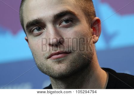 BERLIN, GERMANY - FEBRUARY 17: Robert Pattinson attends the 'Bel Ami' Press Conference during of the 62nd Berlin International Film Festival at the Grand Hyatt on February 17, 2012 in Berlin, Germany