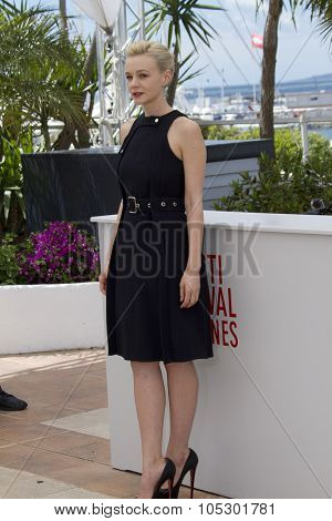 CANNES, FRANCE - MAY 19: Carey Mulligan  attends the photocall for 'Inside Llewyn Davis' during the 66th  Cannes Film Festival at Palais  on May 19, 2013 in Cannes, France.