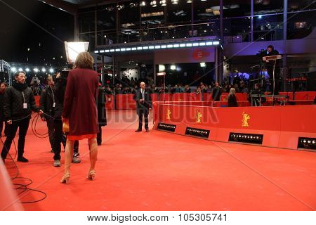BERLIN, GERMANY - FEBRUARY 15: General view during the closing ceremony during the 64th Berlinale International Film Festival at Berlinale Palast on February 15, 2014 in Berlin, Germany.