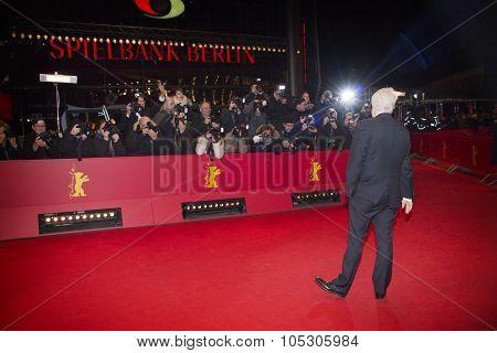 BERLIN, GERMANY - FEBRUARY 14:  Andre Dussollier attends the 'La belle et la bete' (Die Schoene und das Biest) premiere during 64 Berlinale Festival at Palast on February 14, 2014 in Berlin, Germany.
