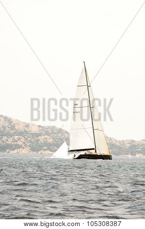 Editorial Maxi Yacht Rolex Cup