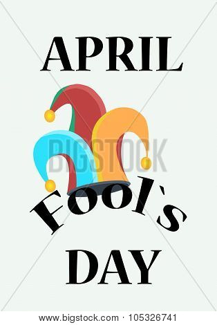Fool`s Day Holliday, Clown`s Hat
