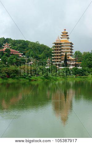Spiritual Travel, Mekong Delta, Nui Cam Nature Reserve