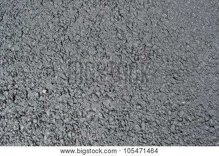 Asphalt from a carpark
